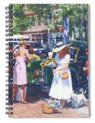 Nantucket Main Spiral Notebook