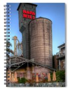 Napa Mill II Spiral Notebook