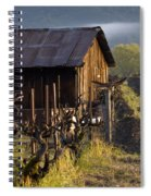 Napa Morning Spiral Notebook