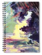 Napa Valley Forest Fall Spiral Notebook