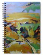 Napa Valley Perriwinkle Sky Spiral Notebook