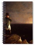 Napoleon Bonaparte Spiral Notebook