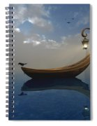 Narcissism Spiral Notebook