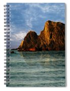 Narooma Again Spiral Notebook