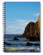 Narooma Beach Spiral Notebook