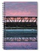 Narooma Bridge Spiral Notebook