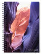 Narrow Canyon Xii Spiral Notebook