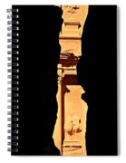 Narrow Is The Way Spiral Notebook