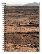 Nasa Mars Panorama From The Mars Rover Spiral Notebook