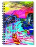 Nasdaq Where Spiral Notebook
