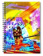 Nasdaq Who What When Where And Why Spiral Notebook