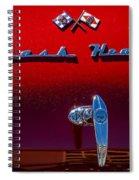 Nash Healey Spiral Notebook
