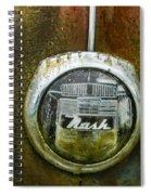 Nash Spiral Notebook
