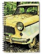Nash Metropolitan Spiral Notebook