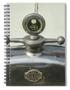 Nash Six Spiral Notebook