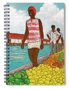 Nassau Woman Spiral Notebook