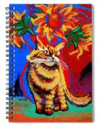 Natasha Spiral Notebook
