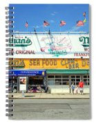 Nathan's Coney Island Spiral Notebook