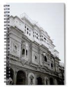 Nathmalji Ki Haveli Spiral Notebook