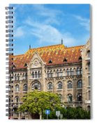 National Archives Of Hungary Spiral Notebook