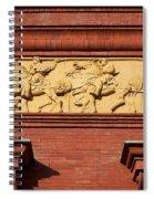 National Building Museum #3 Spiral Notebook