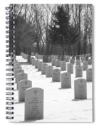 National Cemetery   # Spiral Notebook