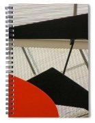 National Gallery Of Art Abstract Spiral Notebook