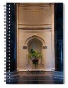 National Gallery Of Art Christmas Spiral Notebook