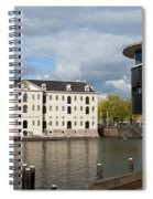 National Maritime Museum In Amsterdam Spiral Notebook