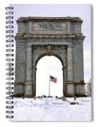 National Memorial Arch Spiral Notebook