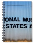 National Museum United States Air Force Spiral Notebook