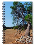 National Park Islands Of Brijuni Spiral Notebook