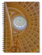 National Statuary Rotunda Spiral Notebook