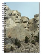 National Treasure Spiral Notebook