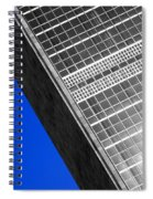 Nations Collapsing Spiral Notebook