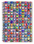 Nations United Spiral Notebook