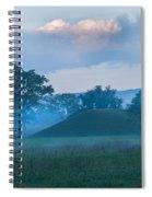 Native American Burial Ground Spiral Notebook