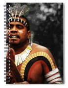 Native Australian Spiral Notebook