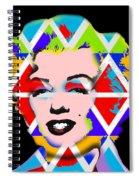 Native Icon Spiral Notebook