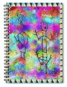 Native Legends II Spiral Notebook