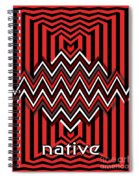 Native Spiral Notebook