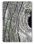 Natural Abstract 2 Spiral Notebook