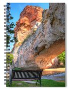 Natural Bridge Spiral Notebook