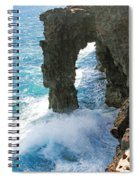 Natural Arch II Spiral Notebook
