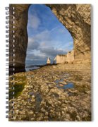 Natural Arches  Spiral Notebook