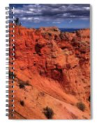 Natural Bridge In Bryce Canyon Spiral Notebook
