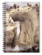 Natural Bridge, Rockbridge County Spiral Notebook