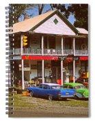 Natural Bridge Station Spiral Notebook
