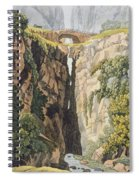 Natural Bridge, Valle Dicononzo Spiral Notebook
