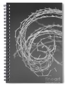 Natural Curl Spiral Notebook